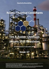 rubber chemical consultants Jan 2020 newsletter