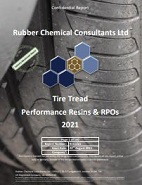 Tire Tread Resins and RPOs 2021